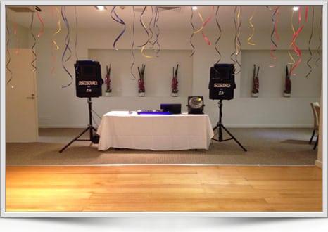our-setup