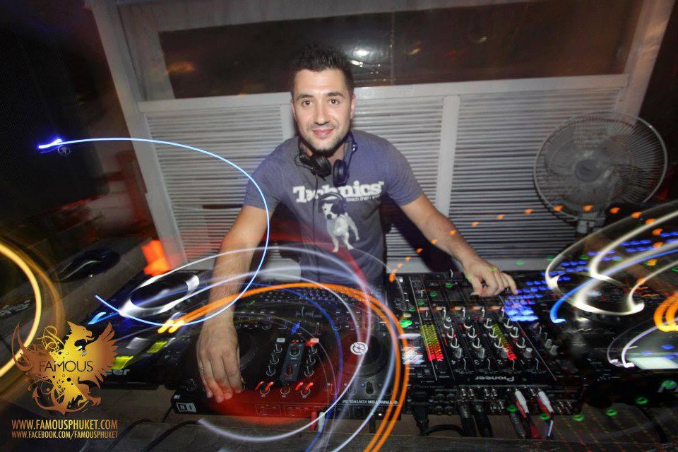 Resident DJ Paul Anthony